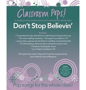 Classroom Pops! Don't Stop Believin'