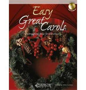Easy Great Carols for Violin