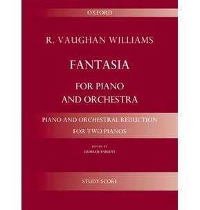 Fantasia for Piano & Orchestra Reduction Vaughan Williams