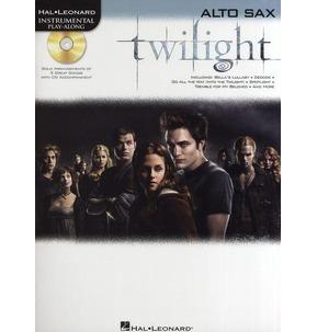 Instrumental Play-Along: Twilight (Alto Sax)
