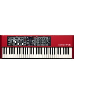 Nord Electro 5D 61 Semi Weighted Keyboard