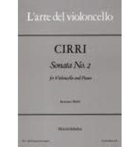 Sonata in G for Cello & Piano by Cirri