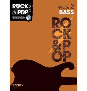 Trinity College Rock & Pop Bass Grade 2