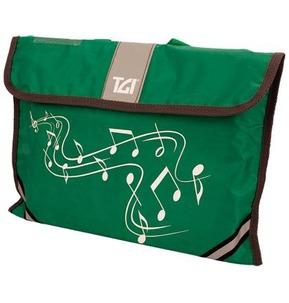 TGI Music Carrier Case Green