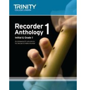 Trinity College London Recorder Anthology Initial - Grade 1