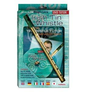 Absolute Beginners Irish Tin Whistle