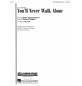 You'll Never Walk Alone (Carousel) - Instrumental Pack