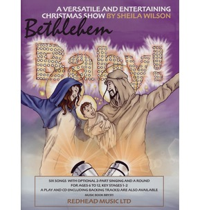 Bethlehem Baby! - Sheila Wilson Music Book