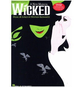 Wicked - Piano/Vocal Selections