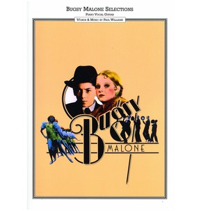 Bugsy Malone Selections (Piano/Vocal/Guitar)