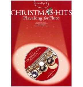 Guest Spot Christmas Hits Flute Playalong