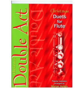 Christmas Double Act - Flute