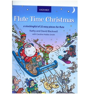 Flute Time Christmas Book and CD