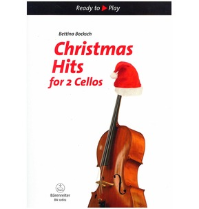 Ready to Play Christmas Hits for 2 Cellos (Barenreiter)