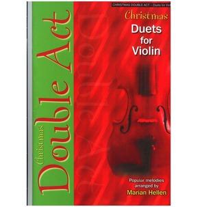 Christmas Double Act - Violin
