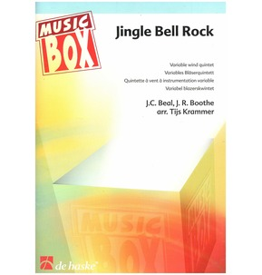 Jingle Bell Rock Music Box Wind Quartet