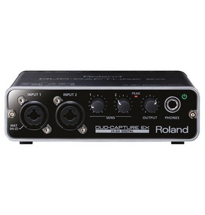 Roland UA-22 Duo-Capture EX: USB Audio Interface