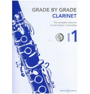 Grade By Grade for Clarinet (Boosey & Hawkes) Grade 1