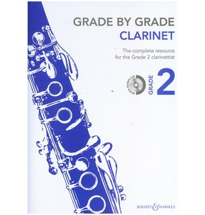 Grade By Grade for Clarinet (Boosey & Hawkes) Grade 2