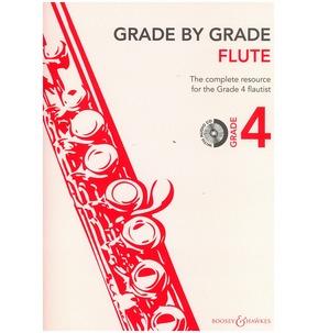 Grade By Grade for Flute (Boosey & Hawkes) Grade 4