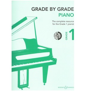 Grade by Grade for Piano CD Included (Boosey & Hawkes)