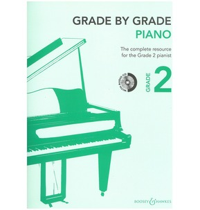 Grade by Grade for Piano (Boosey & Hawkes) Grade 2
