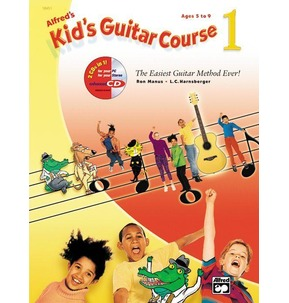 Alfred's Kid's Guitar Course - Book/CD - SALE