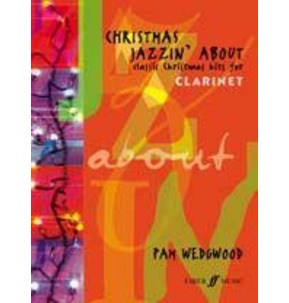 Christmas Jazzin' About - Clarinet