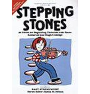 Stepping Stones - Violin