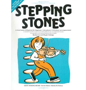 Stepping Stones - Viola & Piano - Colledge