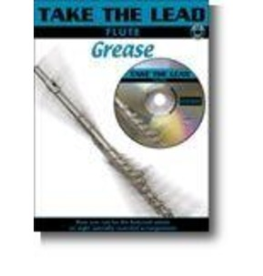 Take The Lead Grease Flute Book/CD
