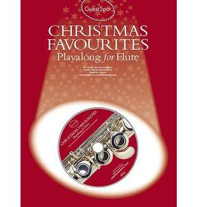 Guest Spot Christmas Favourites - Flute Playalong