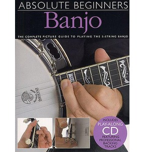 Absolute Beginners Banjo - Book/CD