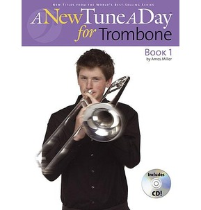 A New Tune A Day For Trombone - Book 1
