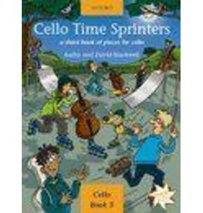 Cello Time Sprinters - Book/CD