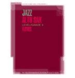 Jazz Alto Saxophone Tunes - ABRSM