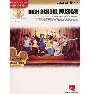 High School Musical Alto Sax Playalong