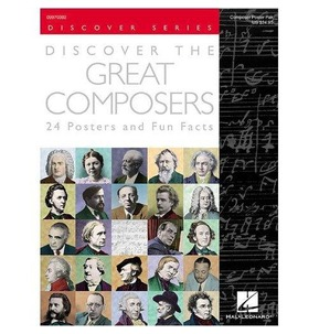 Discover Great Composers Poster Pack
