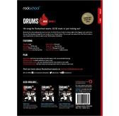 Rockschool: Hot Rock Drums (Book/Download Card) Grade 4