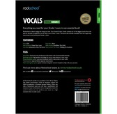 Rockschool: Vocals - Female (Book/Download) 2014-17 Grade 1