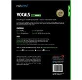 Rockschool: Vocals Grades 1-8 Books - Male (Book/Download) 2014-2017