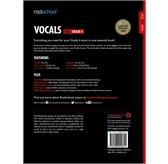 Rockschool: Vocals - Male (Book/Download) 2014-2017 Grade 4