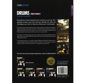 Rockschool: 2012-2018 Drums Technical Handbook - Grades Debut-8