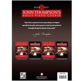 John Thompson's Adult Piano Course: Book Two (Book/Download Card)