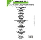 The 3 Chord Songbook Book 3