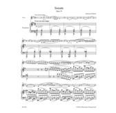 Brahms Sonata for Violin and Piano G major op. 78 (Barenreiter)