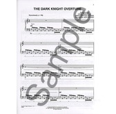 Selections from The Dark Knight (Piano Solo)