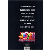 Joseph & The Amazing Technicolour Dreamcoat Vocal Selections