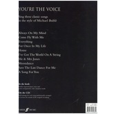 You're The Voice: Michael Buble (CD Included)