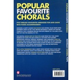 Novello Choral Pops: Popular Favourite Chorals